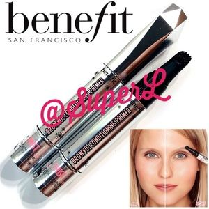2/$30 BENEFIT BROWVO! Conditioning Eyebrow Primer